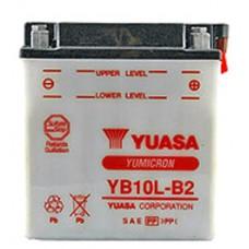 Аккумулятор YUASA YB10L-B2 12v 11Ah
