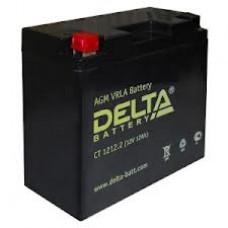Аккумулятор DELTA YT14B-BS 12v 12Ah