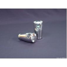 Стойки руля (комплект) 25мм h-75mm