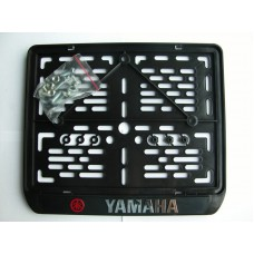 Рамка крепления номерного знака YAMAHA