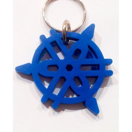 Брелок для ключей, логотип YAMAHA