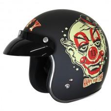 Шлем Опенфэйс Lucky 13 Clown L13-0005