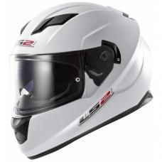 Шлем LS2 интеграл FF320 STREAM GLOSS WHITE