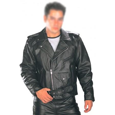 Косуха мужская, мото куртка классическая