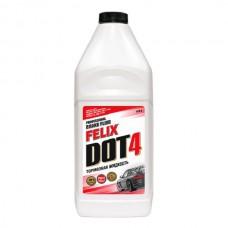 Тормозная жидкость DOT-4 FELIX 455гр