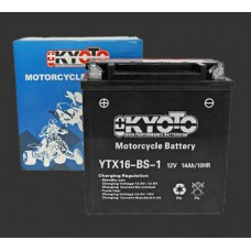 Аккумулятор 12v KYOTO YTX16-BS-1