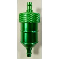 Топливный фильтр тюнинговый, зеленый