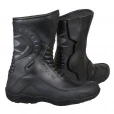 Мотоботы SPYKE TOURING BOOT WP, цвет черный, натуральная кожа