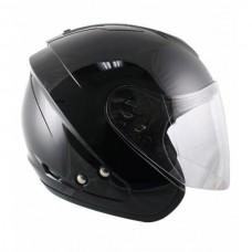 Шлем Опенфэйс Hawk AP-80 Black Dual Visor
