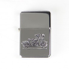 Зажигалка Motorcycle Chrome