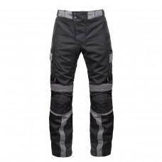 Штаны мужские RUSH DISCOVERY, текстиль цвет черный/серый
