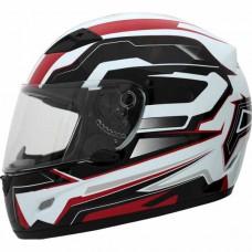 Шлем интеграл THH TS-39 черный/красный