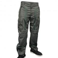 Штаны мужские Xelment, текстильные, двойные, серые