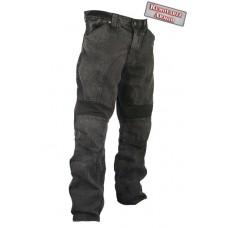 Штаны мужские Xelment, (джинсы) черные