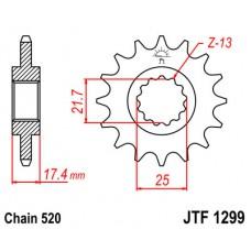 Звезда передняя JTF-1299.14 520