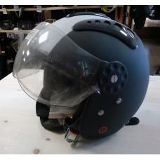 Шлем Опенфэйс HCI-15 Black Matte