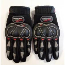 """Мотоперчатки с защитой, текстильные """"PRO-BIKER"""" MCS-03"""