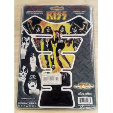 Защита бензобака Kiss Destroyer Yellow