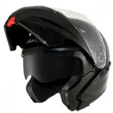 Шлем модуляр Hawk GLD-900 Black Glossy