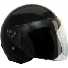 Шлем Опенфэйс HCI-20 Glossy Black