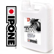 Моторное масло для мотоцикла Ipone R4000 RS 10w40 4L