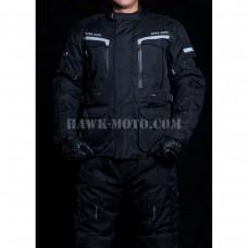 "Hawk moto Текстильная мотокуртка ""Black Wolf"""