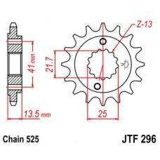 Звезда передняя JTF-296.15 525