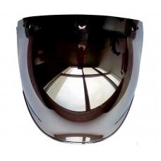 Визор Bubble для шлема OUTLAW, зеркальный