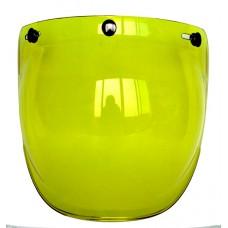 Визор Bubble для шлема OUTLAW, тонированый