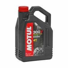 Motul Moto 300v 4T Factory Line 5W30 4л