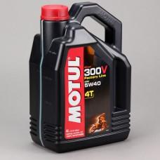 Motul Moto 300v 4T Factory Line 5W40 4л
