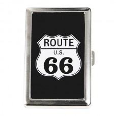 """Портсигар """"Трасса 66"""""""