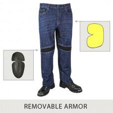 Штаны мужские Xelment, (джинсы) синие