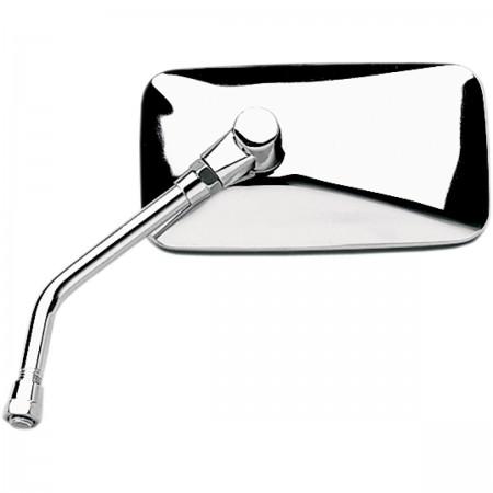 Комп. зеркал EMGO Road Chrome, Размер зеркала: 14,5см x 8см, M10