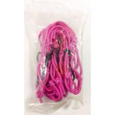 Сетка багажная розовая 4M