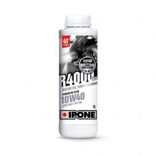 Моторное масло для мотоцикла Ipone R4000 RS 10w40 1L