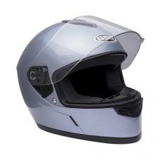 Шлем интеграл GSB G-349 Серый-стальной