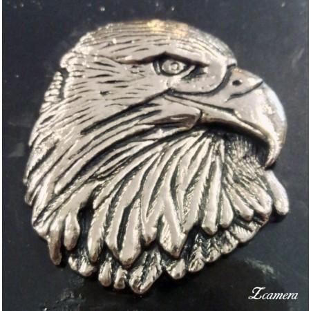 """Эмблема декоративная большая """"Голова орла"""""""