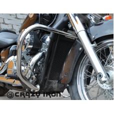 CRAZY IRON ДУГИ HONDA VT750 C SHADOW, SHADOW SPIRIT, BLACK SPIRIT