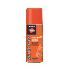 Repsol Moto Brake/Parts Contact Cleaner - Очиститель тормозов и контактов 0.4л