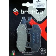 Тормозные колодки Brenta GG FT3063