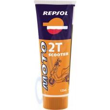 Repsol Moto Scooter 2T 0,125 л. cинтетика