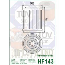 Фильтр масляный HF143