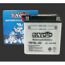 Аккумулятор KYOTO YB10L-A2