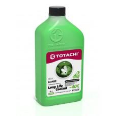 Антифриз TOTACHI NIRO LLC -40 зеленый 1л (1.085кг)