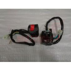 Переключатели руля TTR250a (комплект)