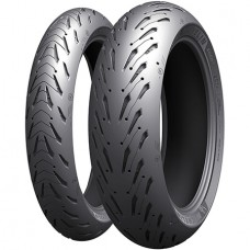 Мотошина Michelin Road 5 R17 180/55 73 W TL Задняя (Rear) ()