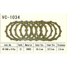 Набор фрикционных дисков GECKO VC-1034