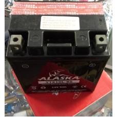 Аккумулятор ALASKA YTX10L-BS 12v