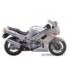Слайдеры CRAZY IRON Kawasaki ZZR400/600